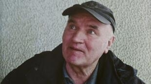 Ratko Mladic after his capture
