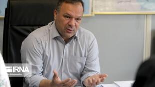 رضا سیدآقازاده، مدیرکل دفتر آسیا و اقیانوسیه سازمان توسعۀ تجارت ایران