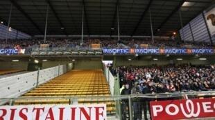 Torcedores do PSG já haviam sido impedidos de assistir jogos do time, como na partida contra o Lens, em 6 de março.