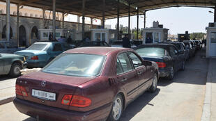 La frontière de Ras Jedir, principal point de passage entre la Tunisie et la Libye. (Photo d'illustration)