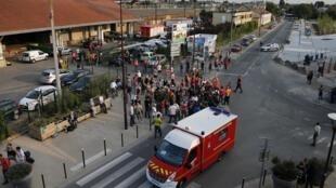 Bretigny, le 12 juillet 2013.