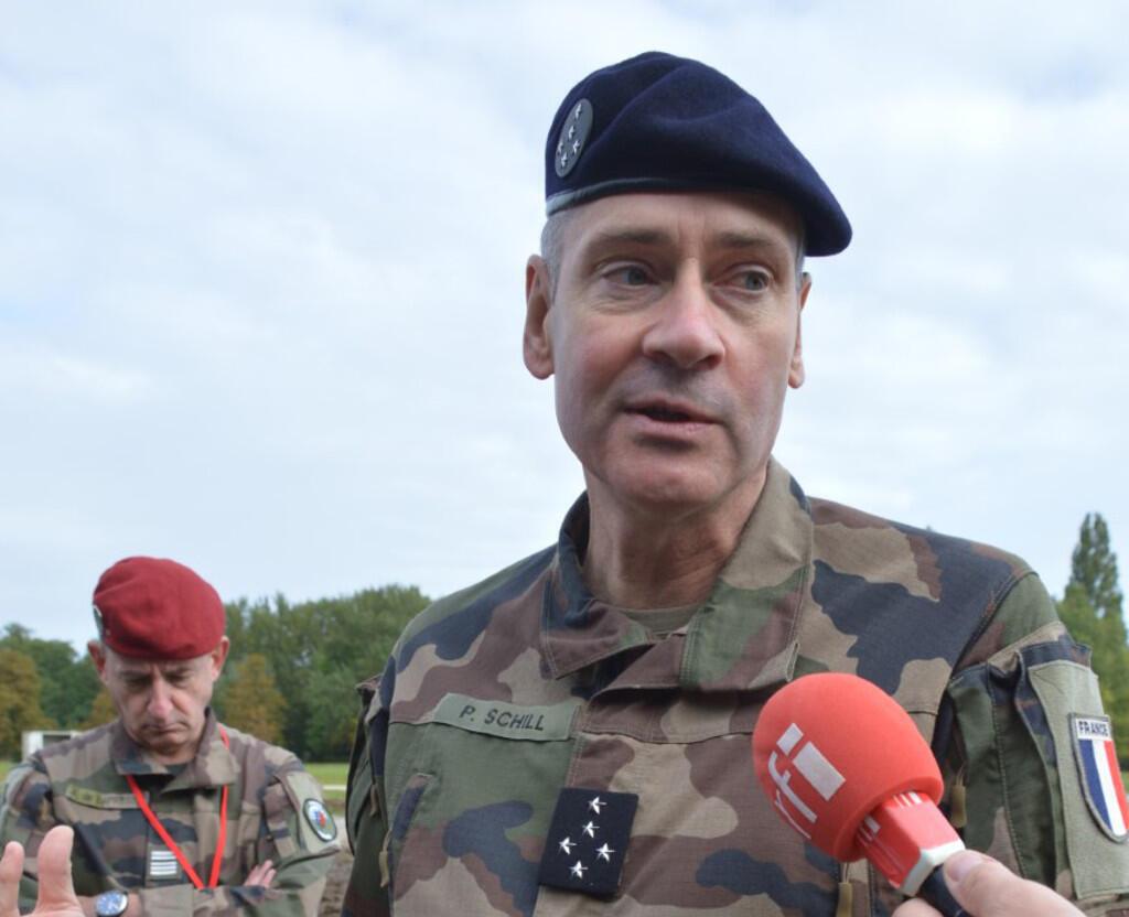 Général Pierre Schill