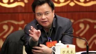 Ông Vạn Khánh Lương, cựu bí thư Quảng Châu.