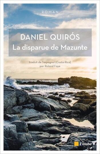 Portada de la edición francesa de 'Mazunte'