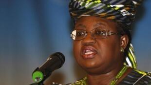 Waziri wa fedha wa Nigeria Ngozi Okonjo-Iweala.