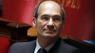 法国劳工部长韦尔特