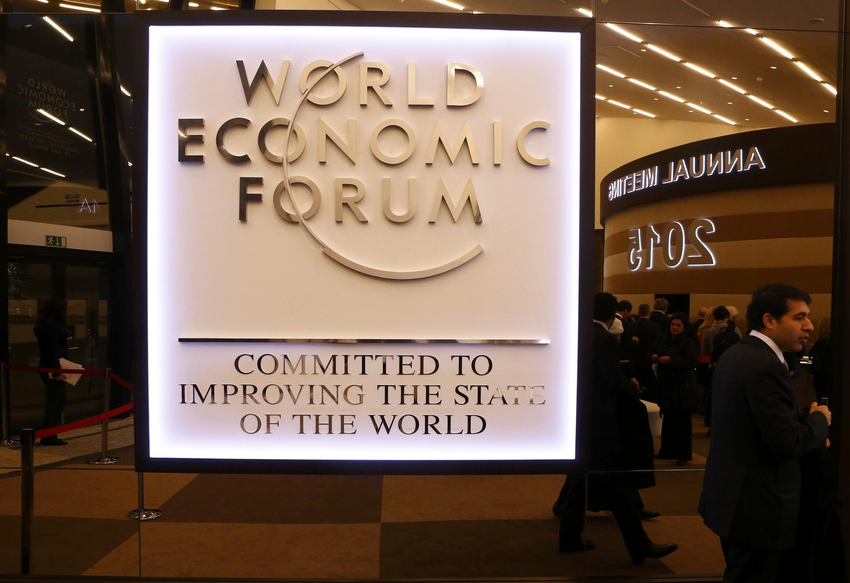 Taron tattalin arzikin duniya a Davos