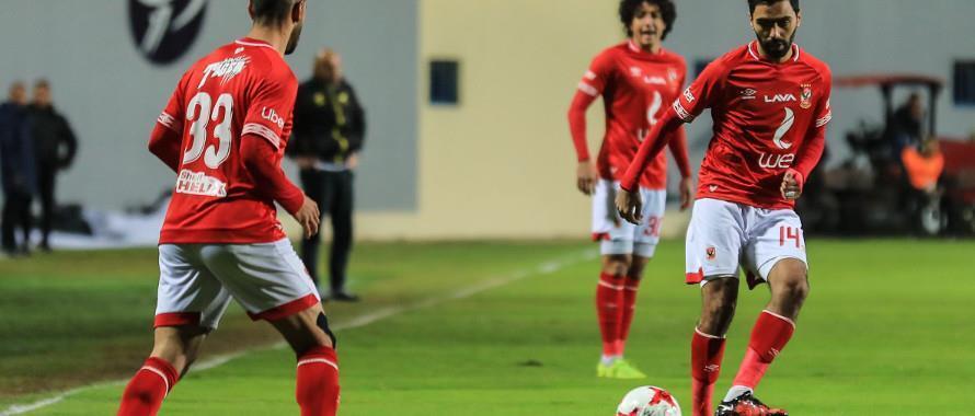 Klabu ya Al Ahly ya Misri ikijiandaa kucheza na Simba FC ya Tanzania