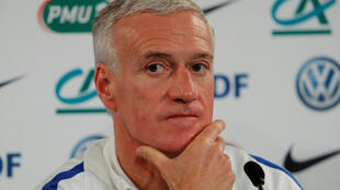 Didier Deschamps skippered France to the 1998 World Cup.