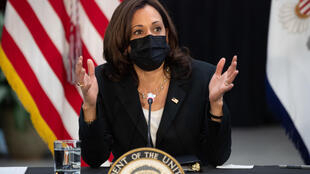 Vice President Kamala Harris has been tasked by Joe Biden with tackling the immigration crisis on the US southern border with Mexico