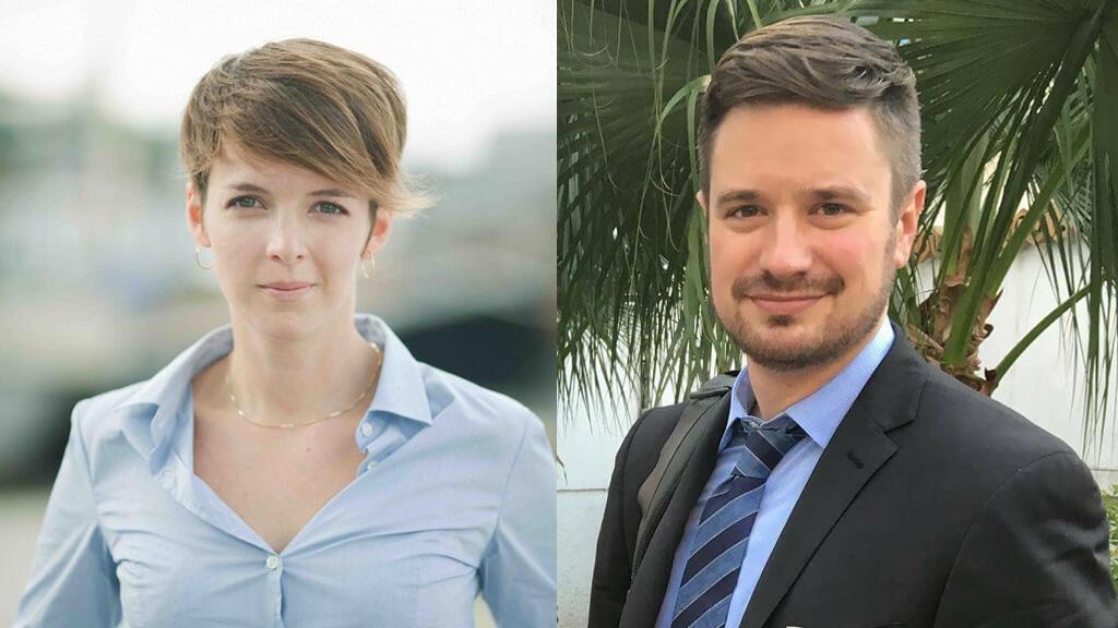 Les experts de l'ONU, Zaida Catalan et Michael Sharp, ont été assassinés dans le Kasaï en mars 2017.