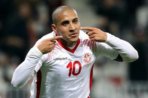 Wahbi Khazri has been a key player for both Tunisia and Rennes over the last 12 months