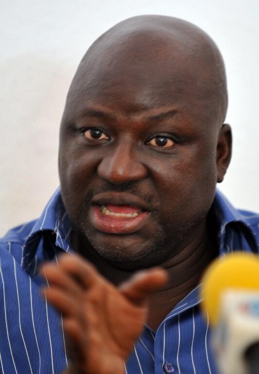Aristides Gomes. Primeiro-ministro da Guiné-Bissau. Imagem de arquivo.
