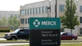 Merck prevé continuar sus investigaciones sobre dos tratamientos contra el covid-19