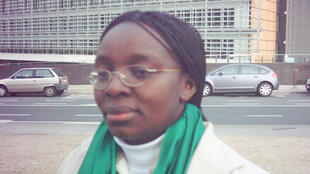 Victoire Umuhoza Ingabire, kiongozi wa chama cha upinzani Rwanda cha FDU.