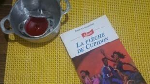 Couverture du livre «La flèche de Cupidon».