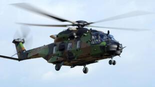 Pendant trois semaines, les pilotes d'hélicoptères européens ont suivi une formation en Belgique.