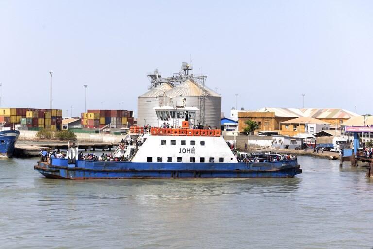 Le port de Banjul a besoin d'être modernisé pour pouvoir profiter pleinement de son énorme potentiel.