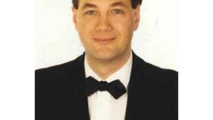 El pianista francés Herbert du Plessis.