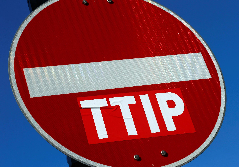 Hiệp định TTIP vấp phải sự phản đối tại nhiều nước.