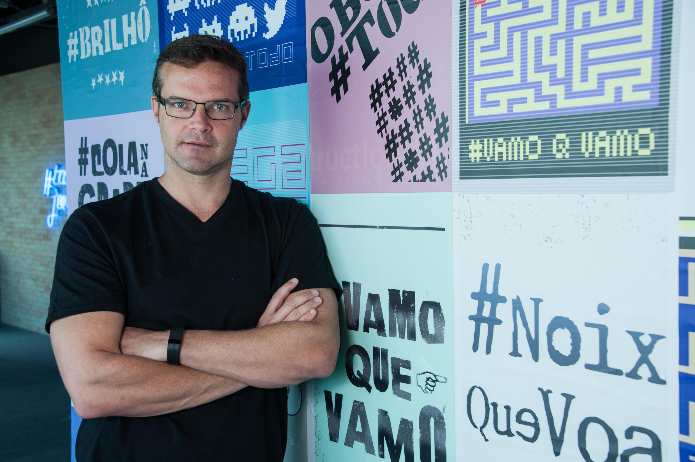 O diretor de estratégias de expansão do Twitter Brasil