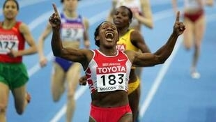 Maria de Lurdes Mutola, ex-atleta moçambicana