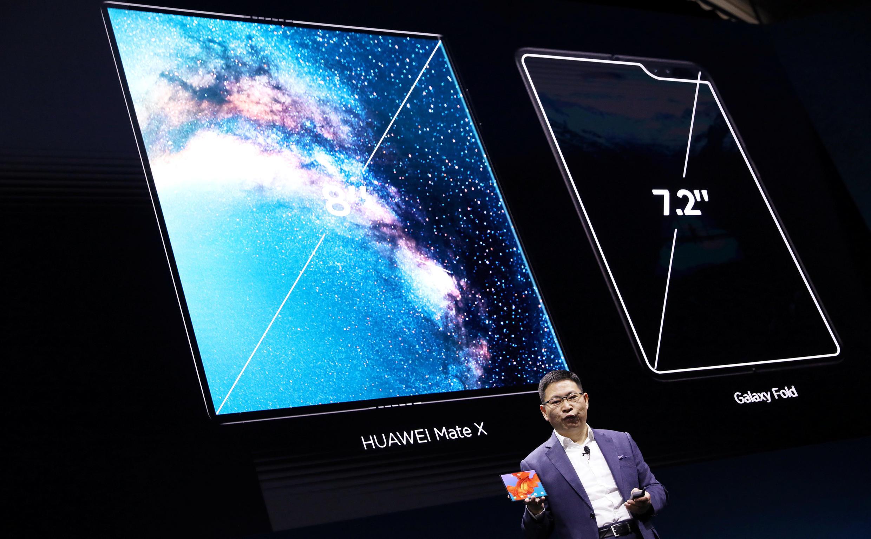 هواوی، در کنگره جهانی موبایل در بارسلون تازهترین نمونه تلفن همراه انعطافپذیر را معرفی کرد.