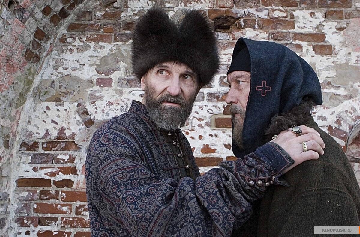 Кадр из фильма Павла Лунгина «Царь»
