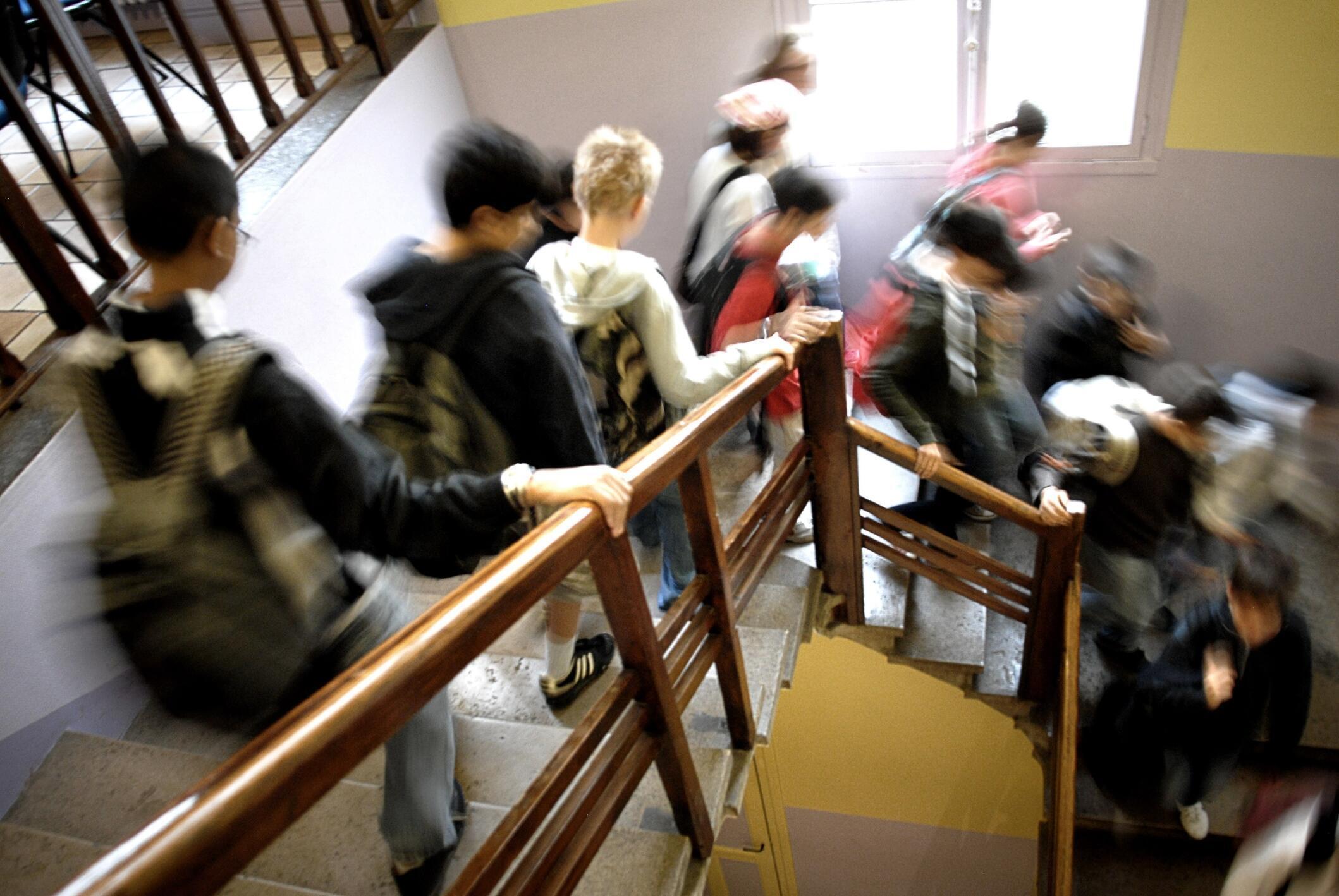 En cette rentrée 2018, 340 000 élèves en situation de handicap sont scolarisés dans des établissements relevant du ministère de l'Education nationale, c'est 20 000 de plus que l'an dernier. (Photo d'illustration)