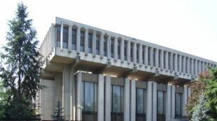 La France a annoncé l'expulsion de quatre diplomates russes «dans un délai d'une semaine». Une mesure de rétorsion consécutive à la tentative d'assassinat, imputée à la Russie, d'un agent double russe au Royaume-Uni. Ici, l'ambassade de Russie à Paris.