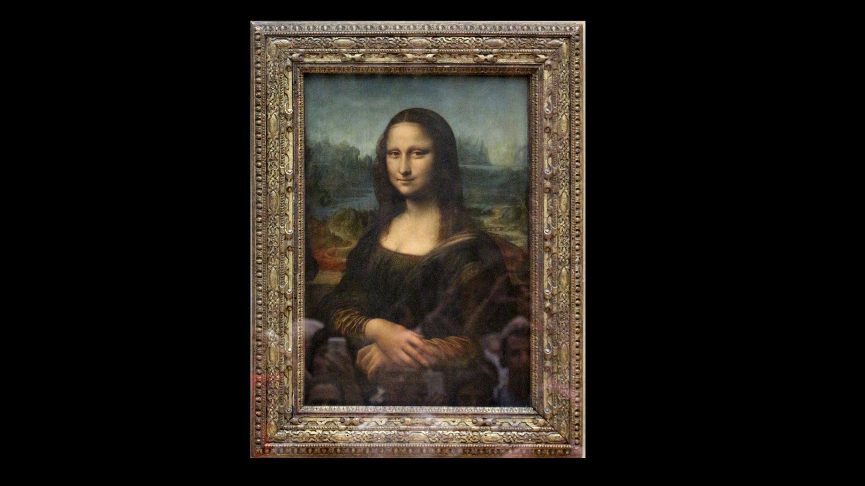 Mona Lisa já foi ao Japão e aos Estados Unidos, mas quadro estaria muito frágil para uma nova viagem.