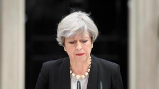 Friministan Britaniya Theresa May