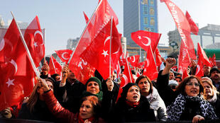 Анкара, 19 декабря