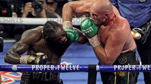 Tyson Fury and Deontay Wilder's third heavyweight meeting has been postponed until October at the earliest