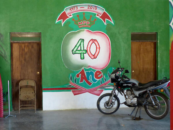 Le Mouvement Paysan Papaye fondé par Jean-Baptiste Chavannes, il y a 40 ans.