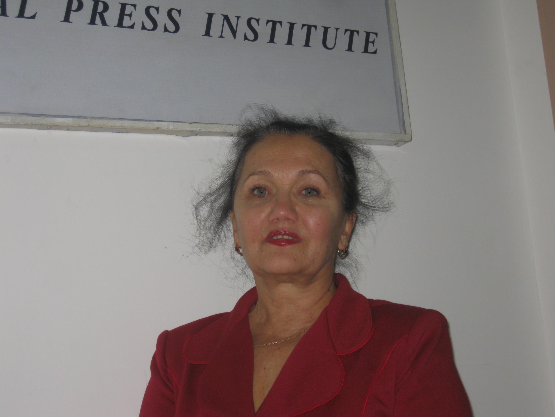 Член Совета по правам человека при президенте РФ Наталья Евдокимова