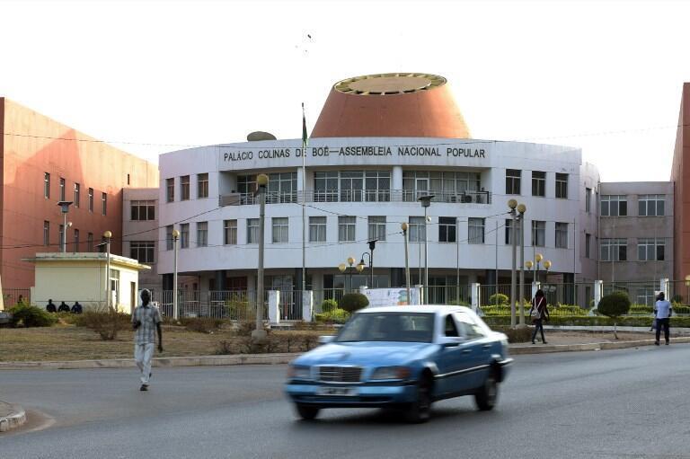 Assembleia Nacional Popular em Bissau