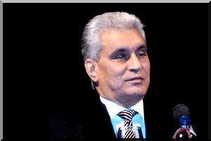 Mohamed El Hacen Ould Lebatt.