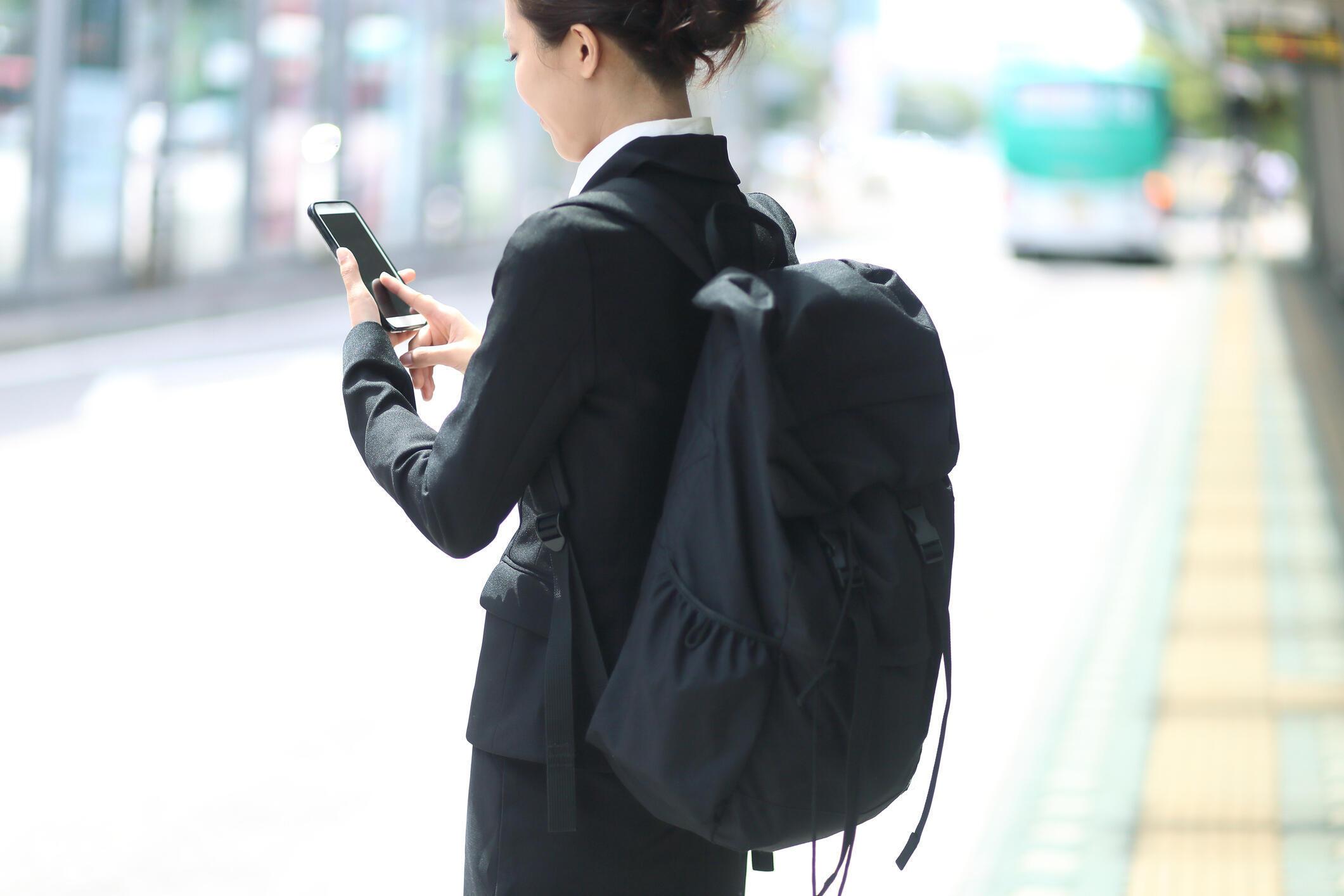 94% de la population sud-coréenne possède un «smartphone».