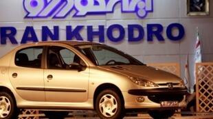 شرکت فرانسوی پ.اس.آ با ایران خودرو شریک شده است