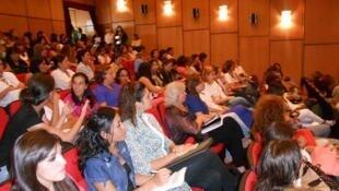 Jornadas 'El acceso a la Justicia de las Mujeres víctimas de la violencia de género', Salta, marzo de 2014.