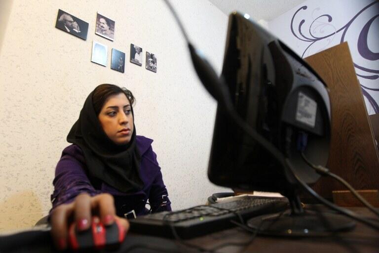 Iran - internet