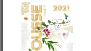 Détail de la couverture de l'édition 2021 du Larousse.
