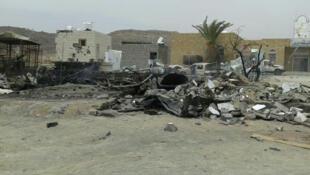 也門內戰持續