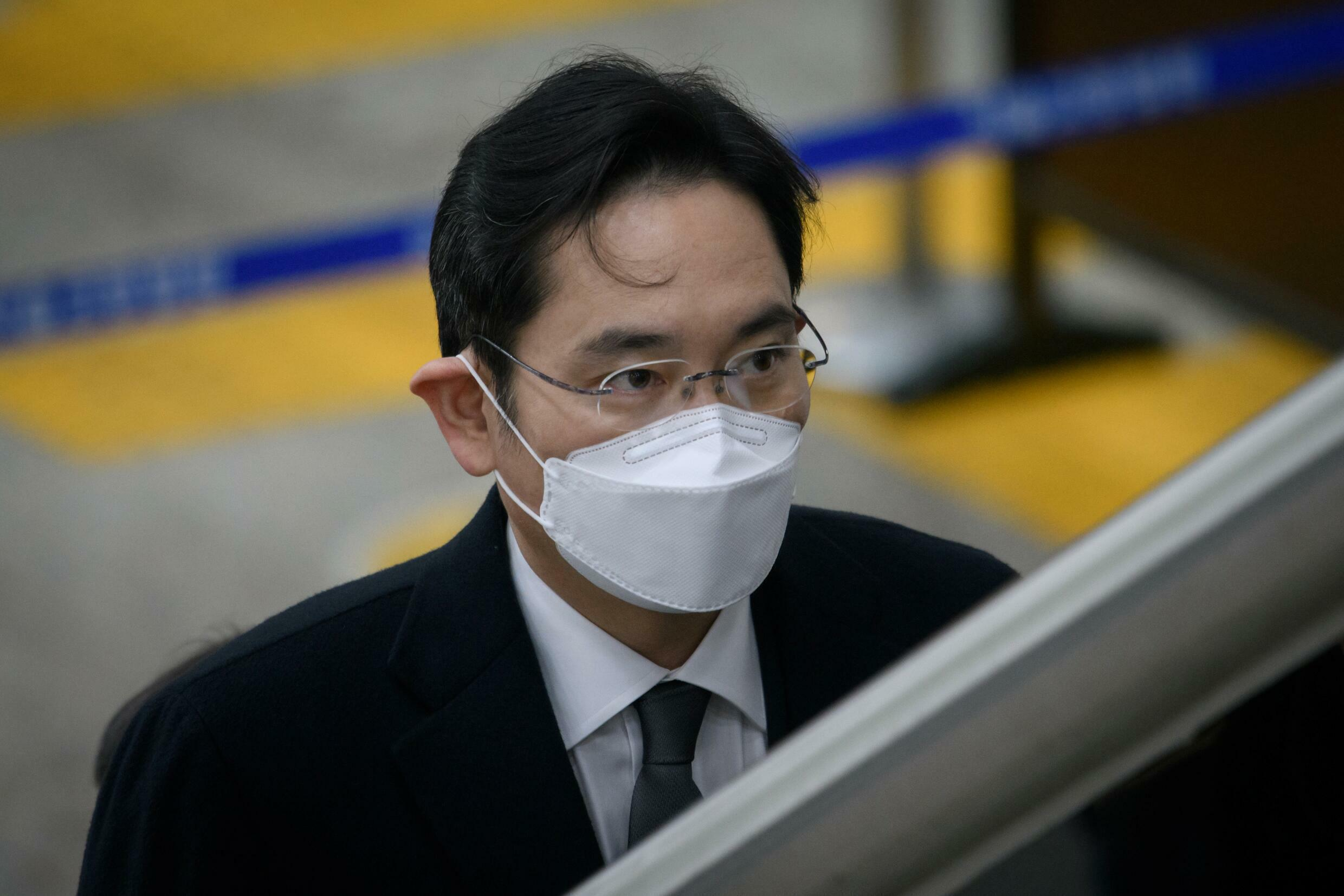 De facto Samsung group leader Lee Jae-yong will be released early on parole, South Korea's justice ministry has said