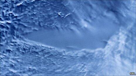 Lac Vostok en Antarctique