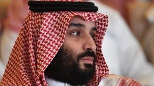 Mohamed Ben Salmane, príncipe herdeiro da Arábia Saudita