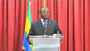 Emmanuel Issozet Ngondet, Premier ministre du Gabon