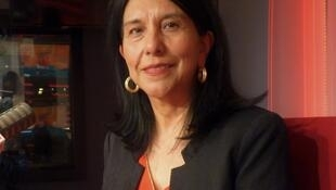 Jovita Maeder, directora del Festival de Cine Peruano de París en RFI