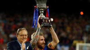 Barcelona ta lashe Super Cup karo na 12 bayan ta doke Sevilla